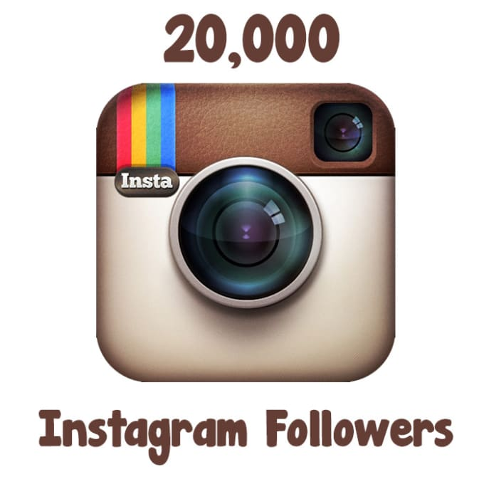 Buy 20k Instagram Followers